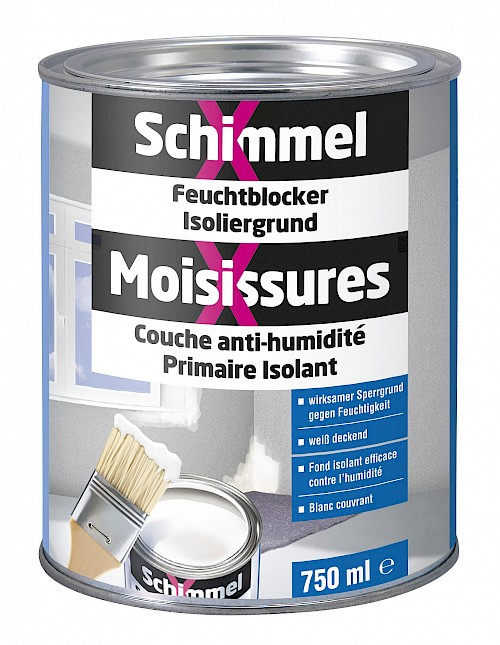 decotric couche anti humidit primaire isolant 750 ml. Black Bedroom Furniture Sets. Home Design Ideas